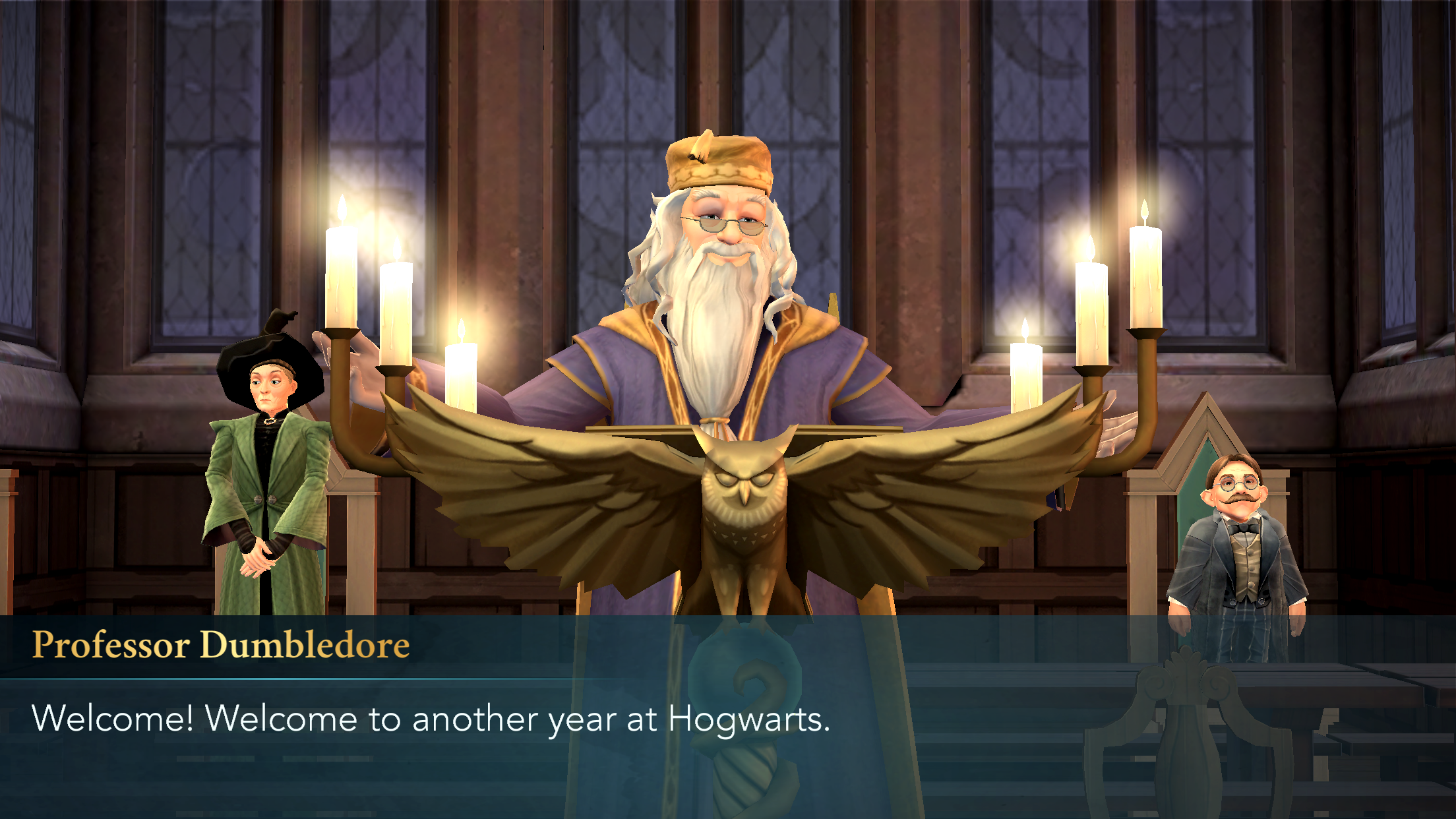 Today Players Can Head Back To School In The Mobile Game Harry Potter Hogwarts Mystery With Commencement Of Year 5 Content Beginning