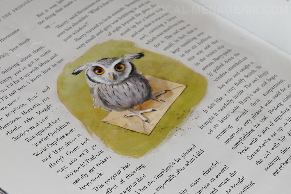 Harry Potter and the Prisoner of Azkaban Illustrated Edition - Jim Kay