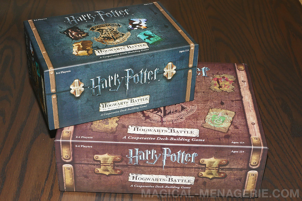 Harry Potter Hogwarts Battle Monster Book of Monsters Expansion